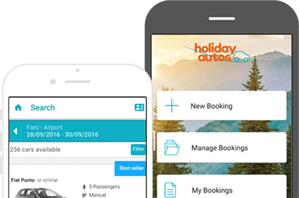 Compare Car Hire Save Up To 40 Holiday Autos